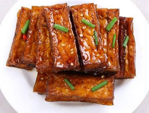 王国忠卤菜培训告诉你卤豆腐怎么做好吃