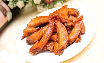 卤鸡翅尖的多种方法